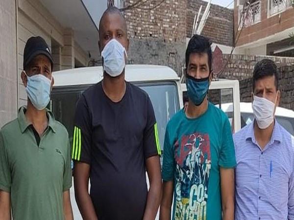 Ohenhen arrested in India