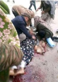 Woman executed by Taliban in Afghanistan for not wearing Burqa