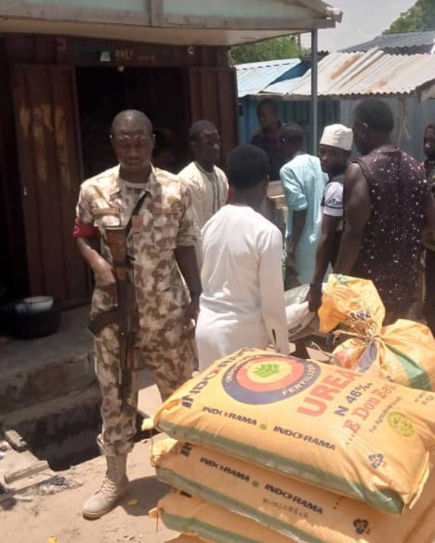 Boko Haram supplier