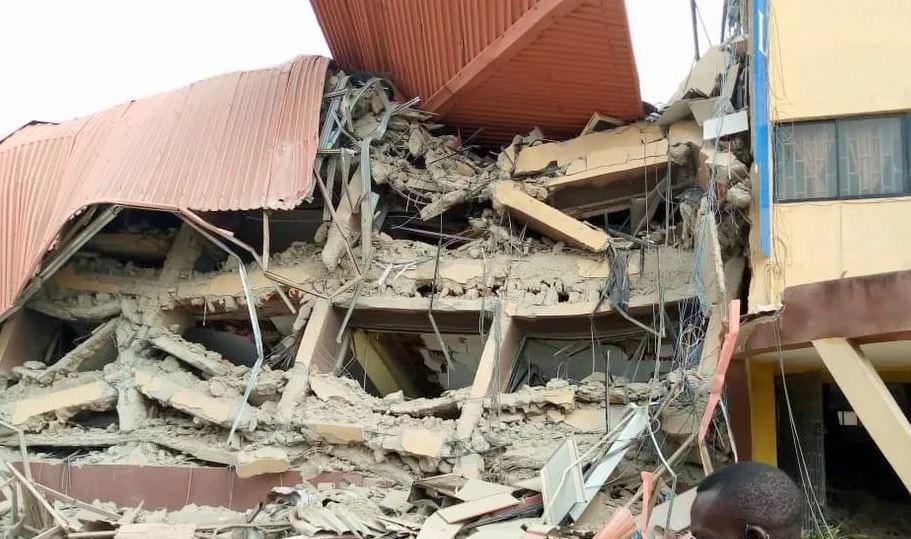 Enugu building collapse