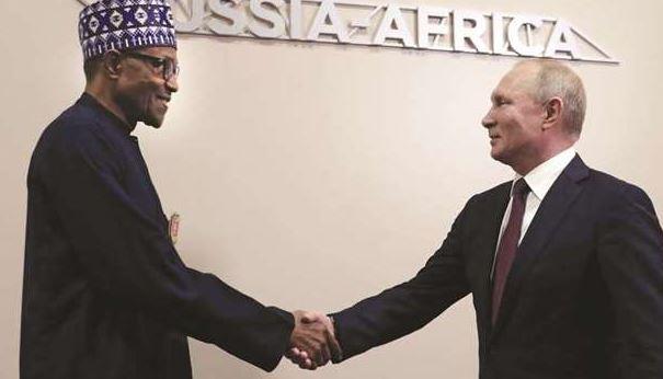 Buhari and Putin
