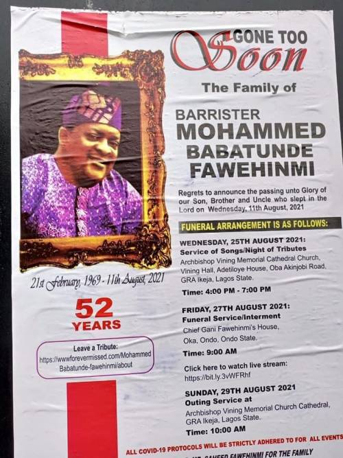 Mohammed Fawehinmi