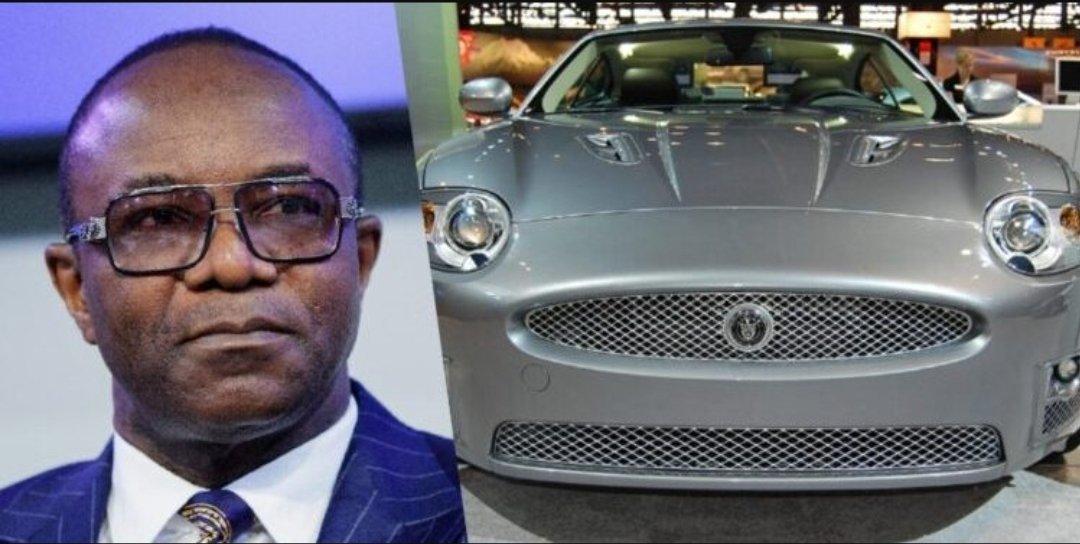 Kachikwu has denied smuggling stolen car into US