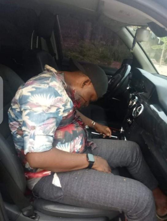 Man shot dead inside his car in Delta