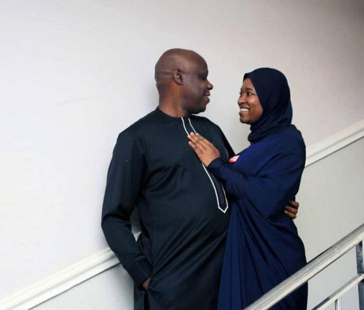 Aisha and husband