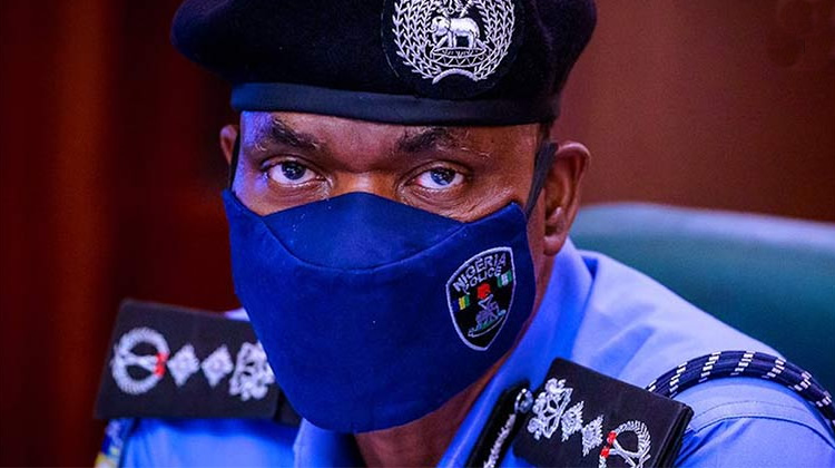 Inspector General of Police, Adamu Mohammed