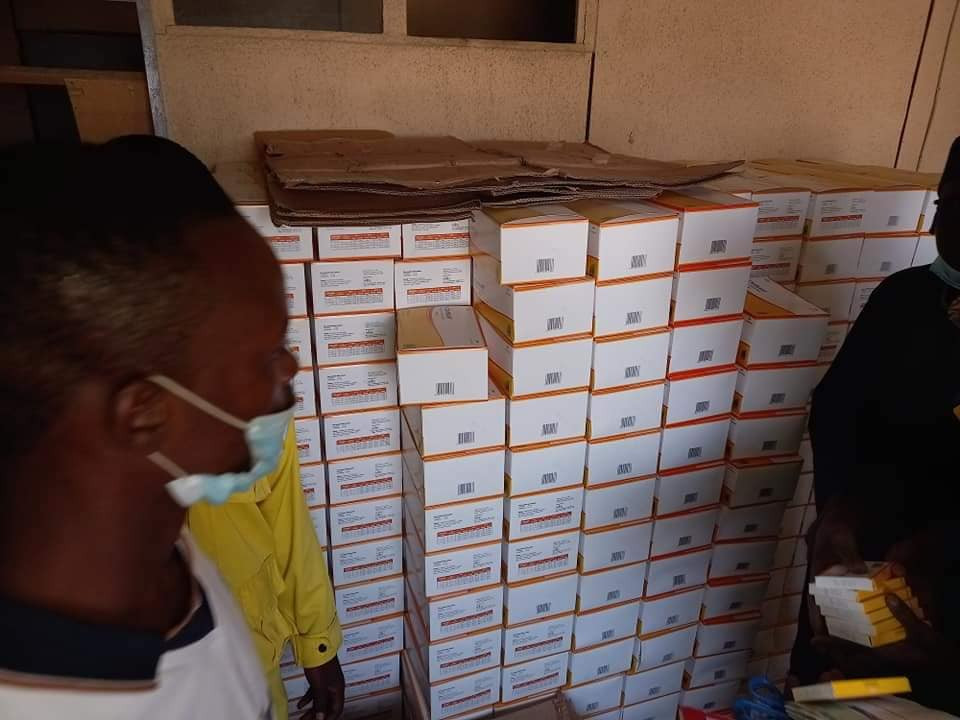 Fake drugs worth N200 million confisticated