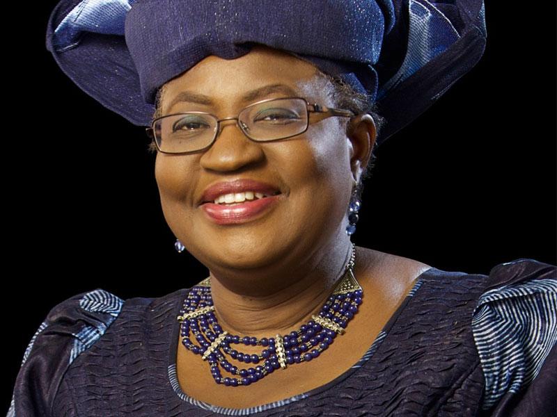 World Trade Organisation DG, Dr. Ngozi Okonjo-Iweala