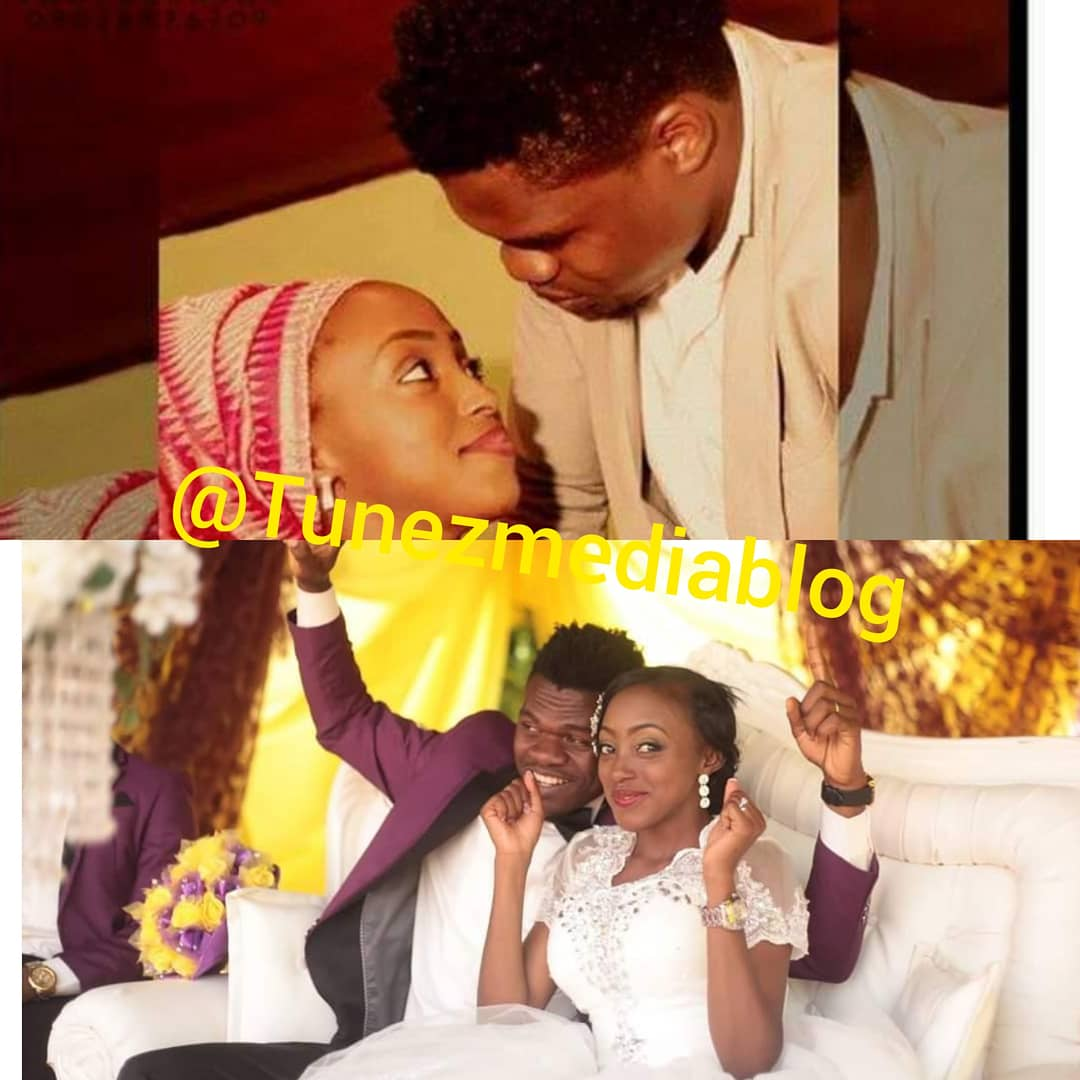 Adebayo has been married for 6 years but proposed to Toyin Lawani