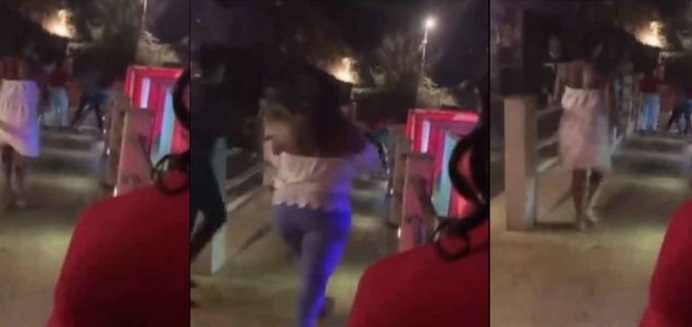 Married man catches wife with lover celebrating valentine's day