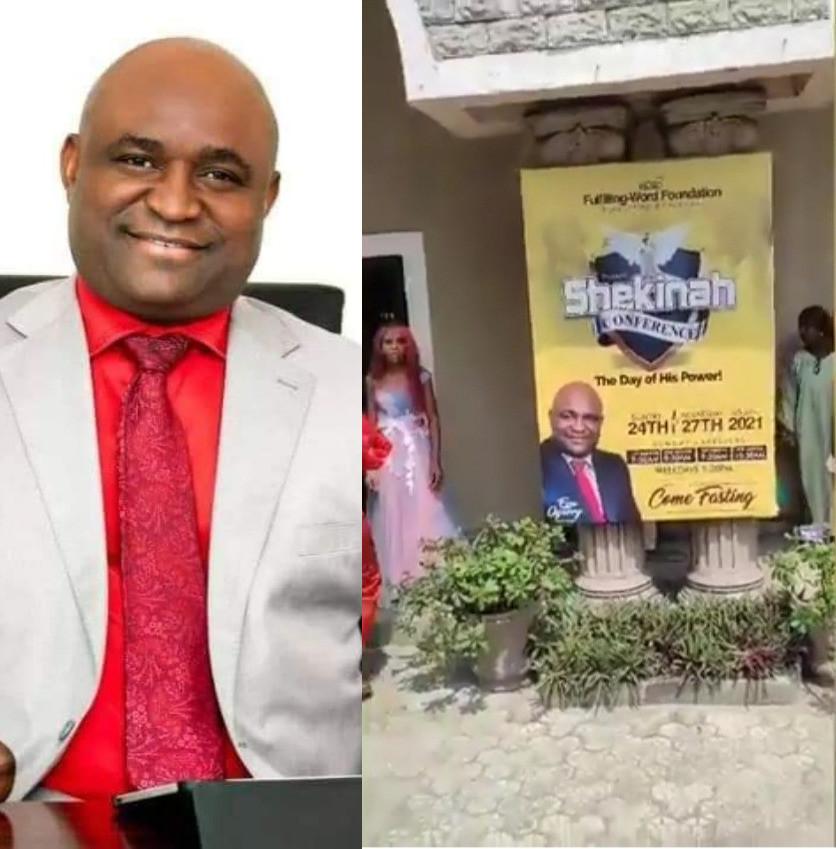 Pastor Essa Ogorry