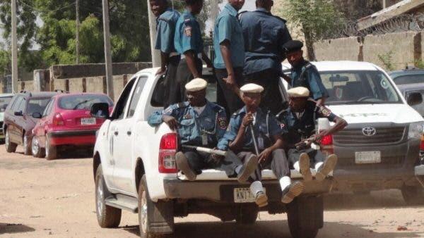 Hisbah officials
