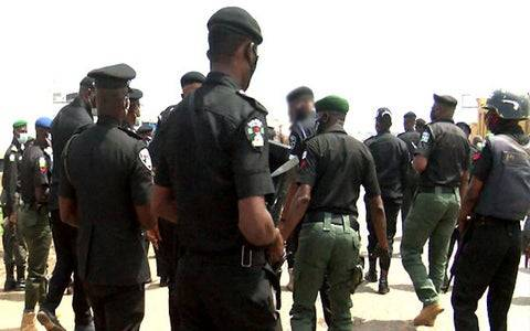 Policeman kills colleague