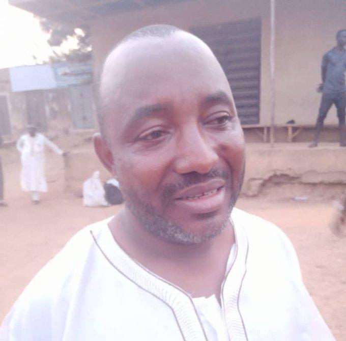 Alhaji Usman Nyako