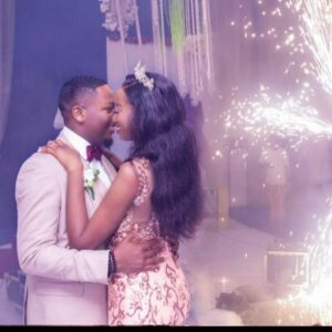 Obiora married the woman he took out for Valentine last year