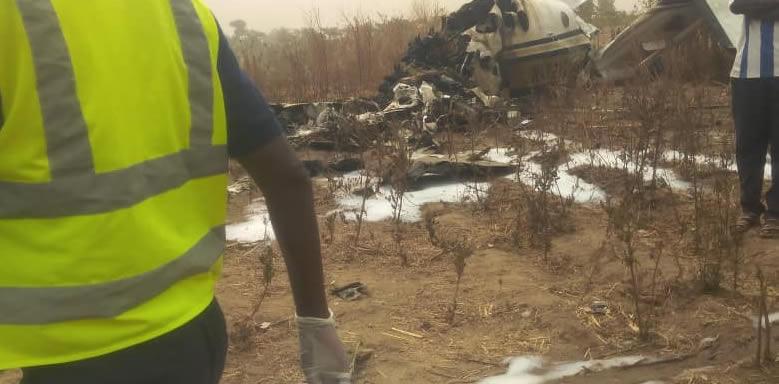 Abuja plane crash