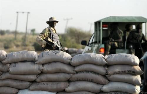 Nigerian borders