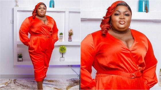 Eniola Badmus at the 14th Headies