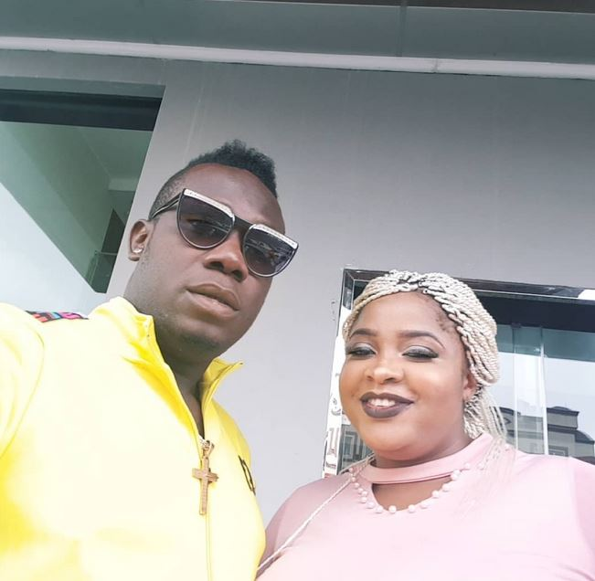Duncan Mighty and wife