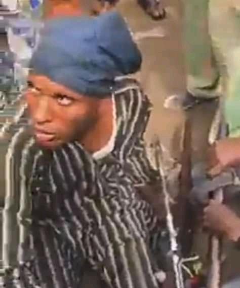 Fulani herdsmen caught with gun
