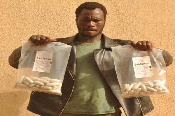 drug trafficker