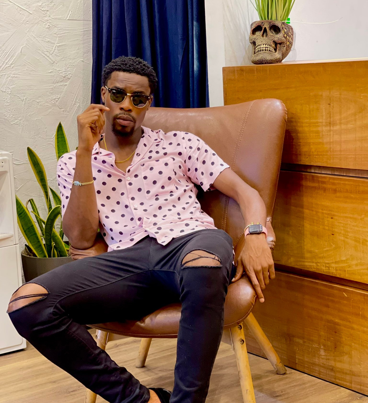 BBNaija Star, Neo Shares Interesting Testimony About His Life As He Ends 2020 By Moving Into A New House