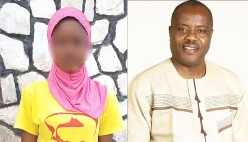 Barakat Melojuekun accused Abiodun of sexually harassing her.