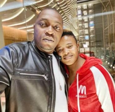 Angela Nwosu and her husband