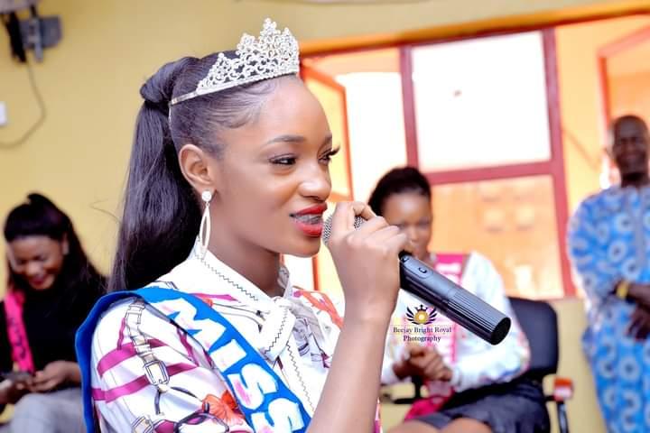 Alaafin Of Oyo Welcomes New Beauty Queen (Photos)