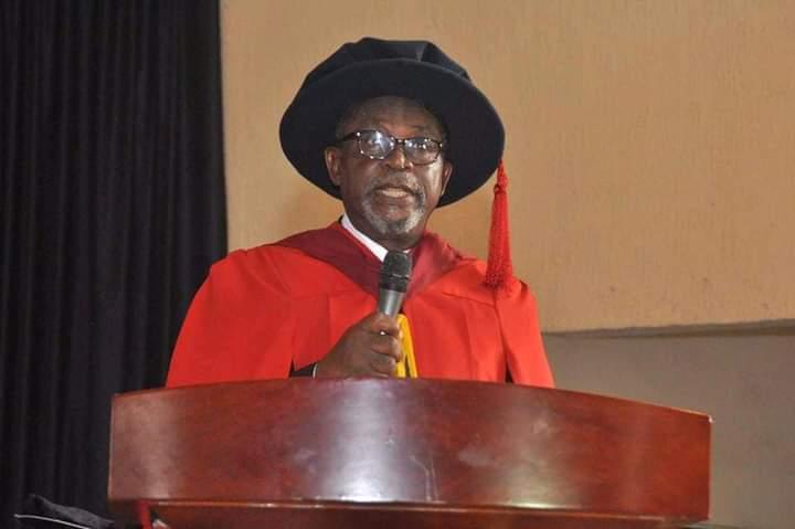 Professor Lawanson Agbani Briggs