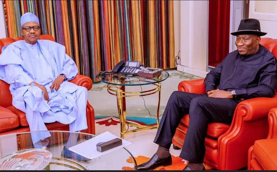 Goodluck and Buhari