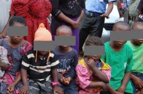 Seven Children Rescued In Anambra