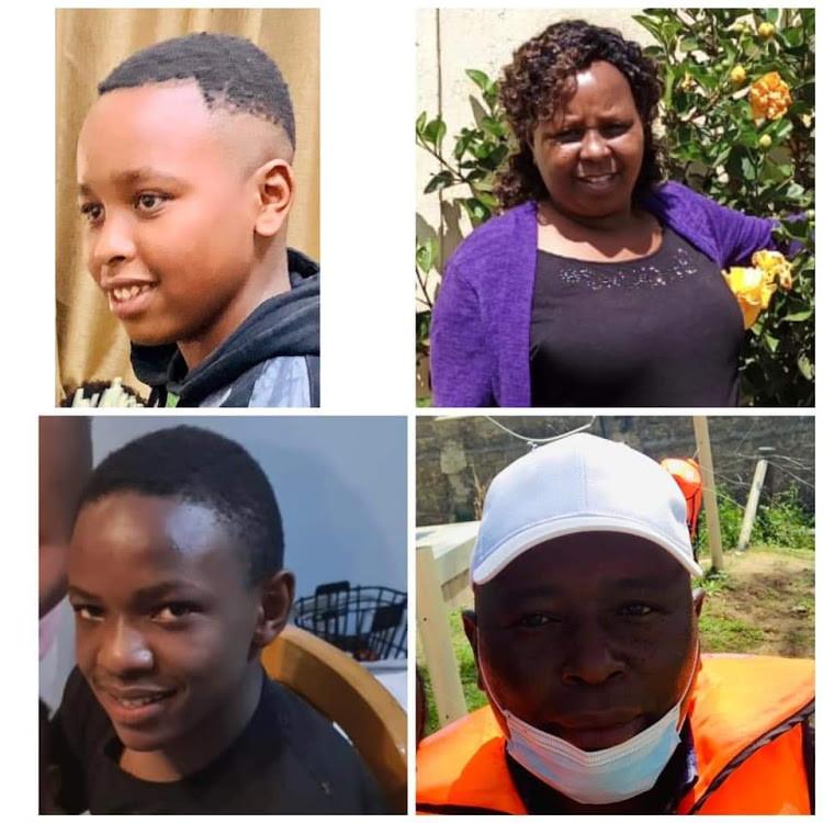 Warunge murdered his family members
