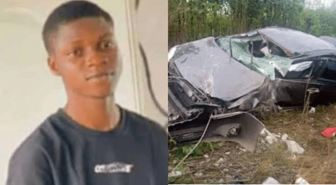 Mrs Titilayo Ajibola's son was chased to his death by the police