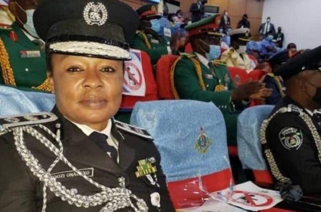 Mrs Ngozi Onadeko
