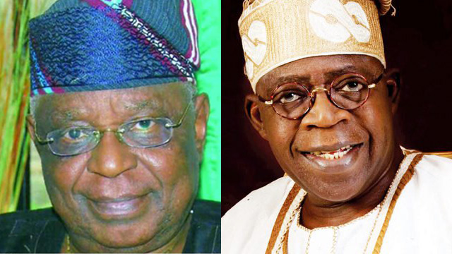 Ajomale and Tinubu