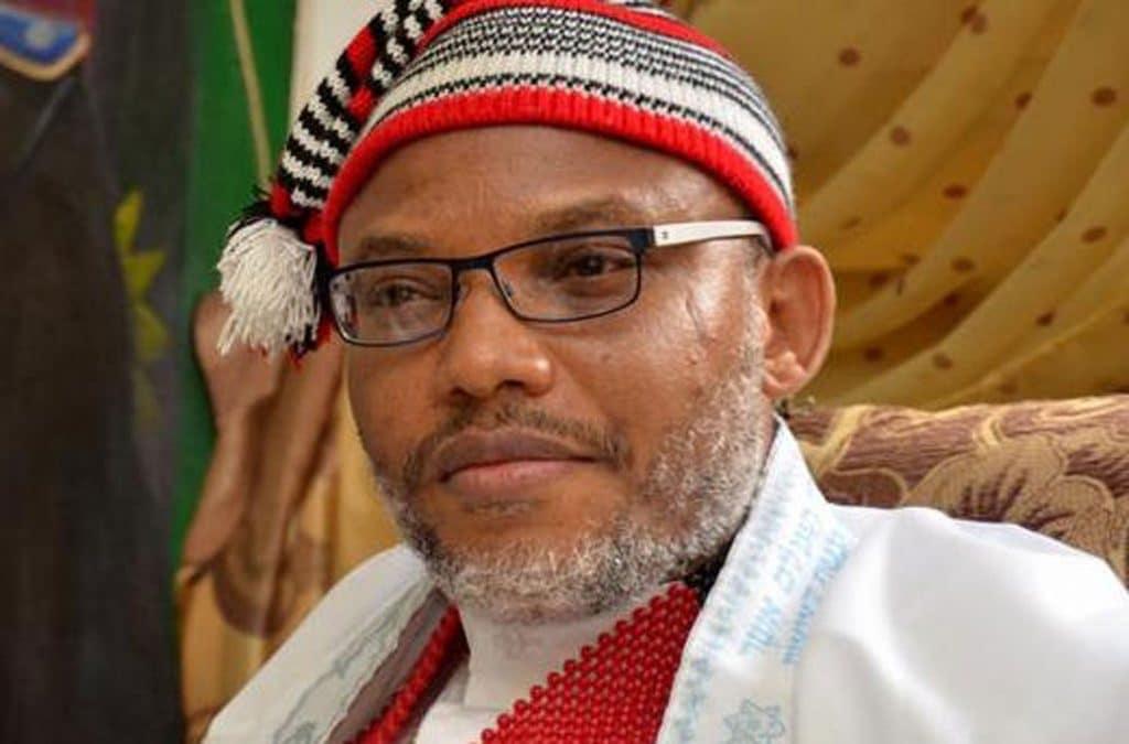 Indigenous People of Biafra, Nnamdi Kanu