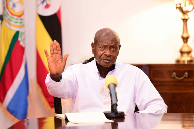 BREAKING: Uganda's Museveni Beats Bobi Wine, Others To Win Sixth Term In Office