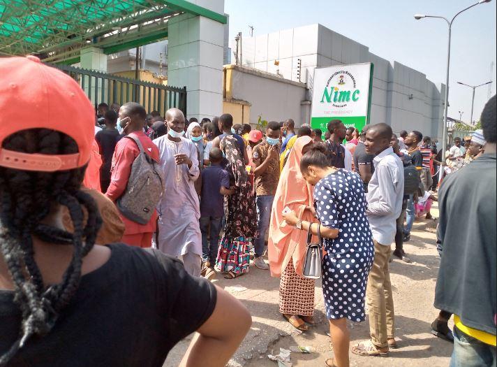 NIN: NIMC Closes Headquarters In Abuja, Opens 20 Enrollment Centres