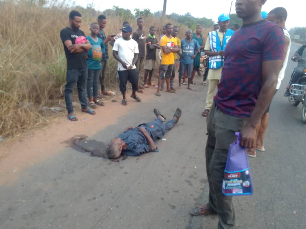 The man killed by a hit-and-run driver in Imo state
