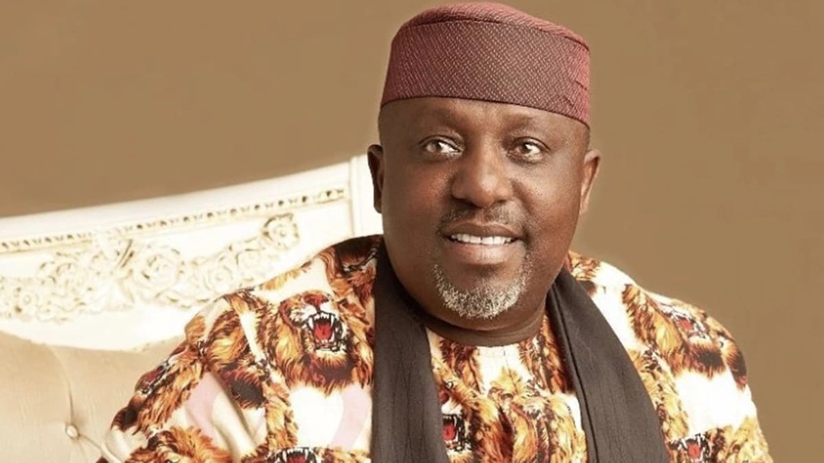 Imo State Govt Recover 'Looted' Public Equipment In Ex-governor Rochas Okorocha's Warehouse