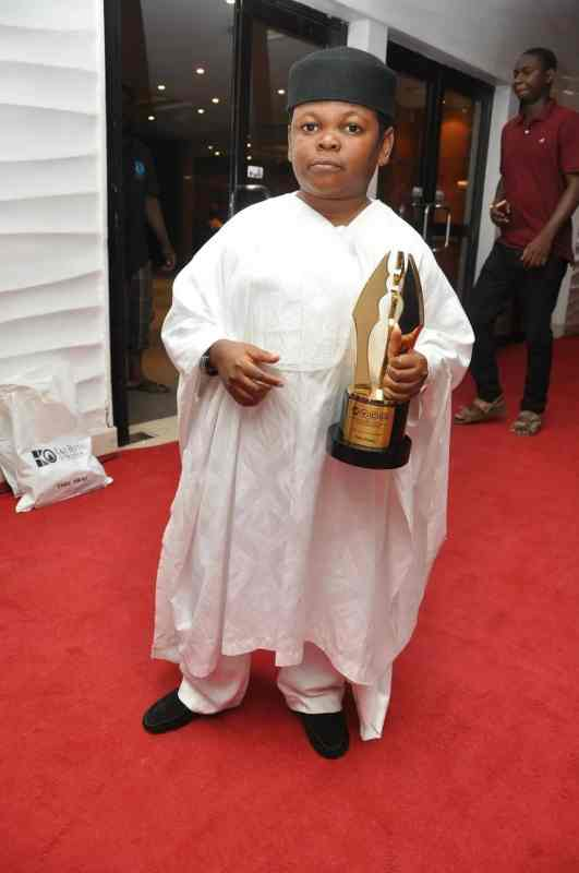 Osita Iheme given lifetime achievement award