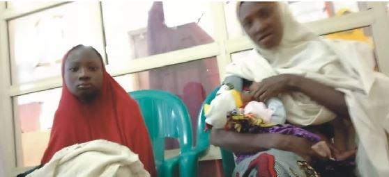 Sad Story Of Hadiza Ibrahim, The 12-Year-Old R*pe Victim Turned Nursing Mother (Photos)