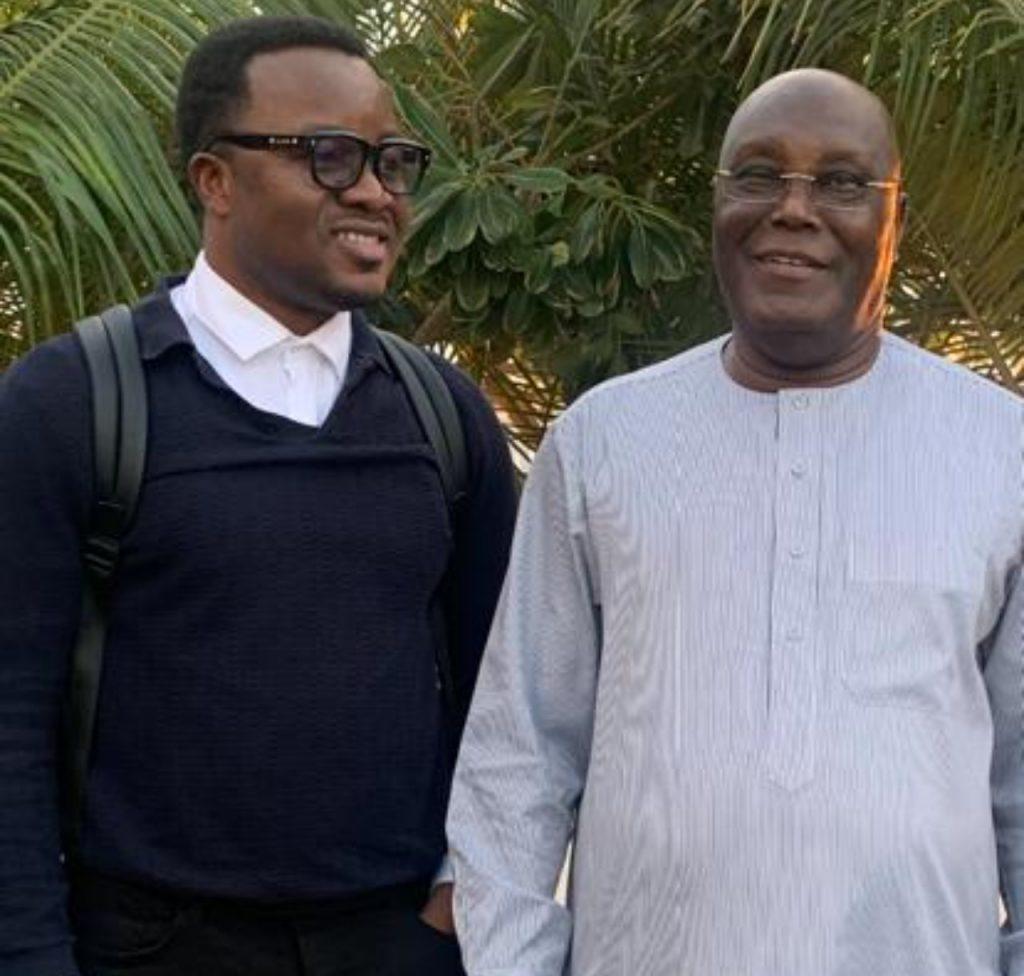 Atiku Abubakar and Onyeaji