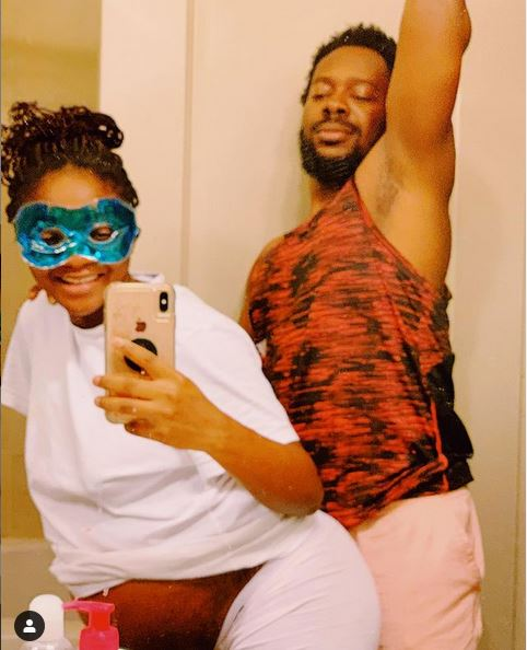 Simi Pens Heartfelt Note To Husband, Adekunle Gold As He Turns A Year Older