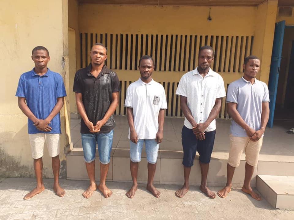 Kidnap gang