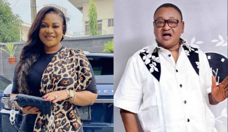 Jide and Nkechi