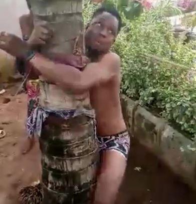 Gay man flogged in Anambra