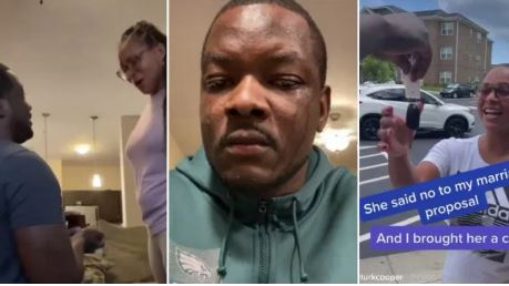 Man buys car for the woman who rejected his marriage proposal