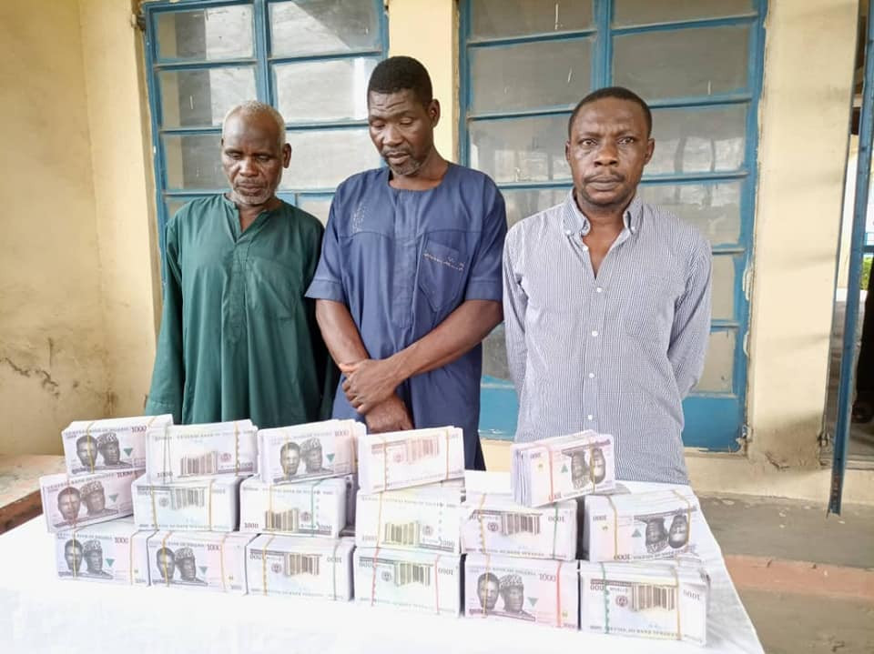 Pastor arrested alongside his gang members